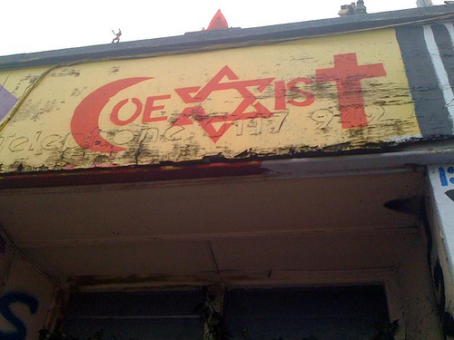 Coexist, by Azra