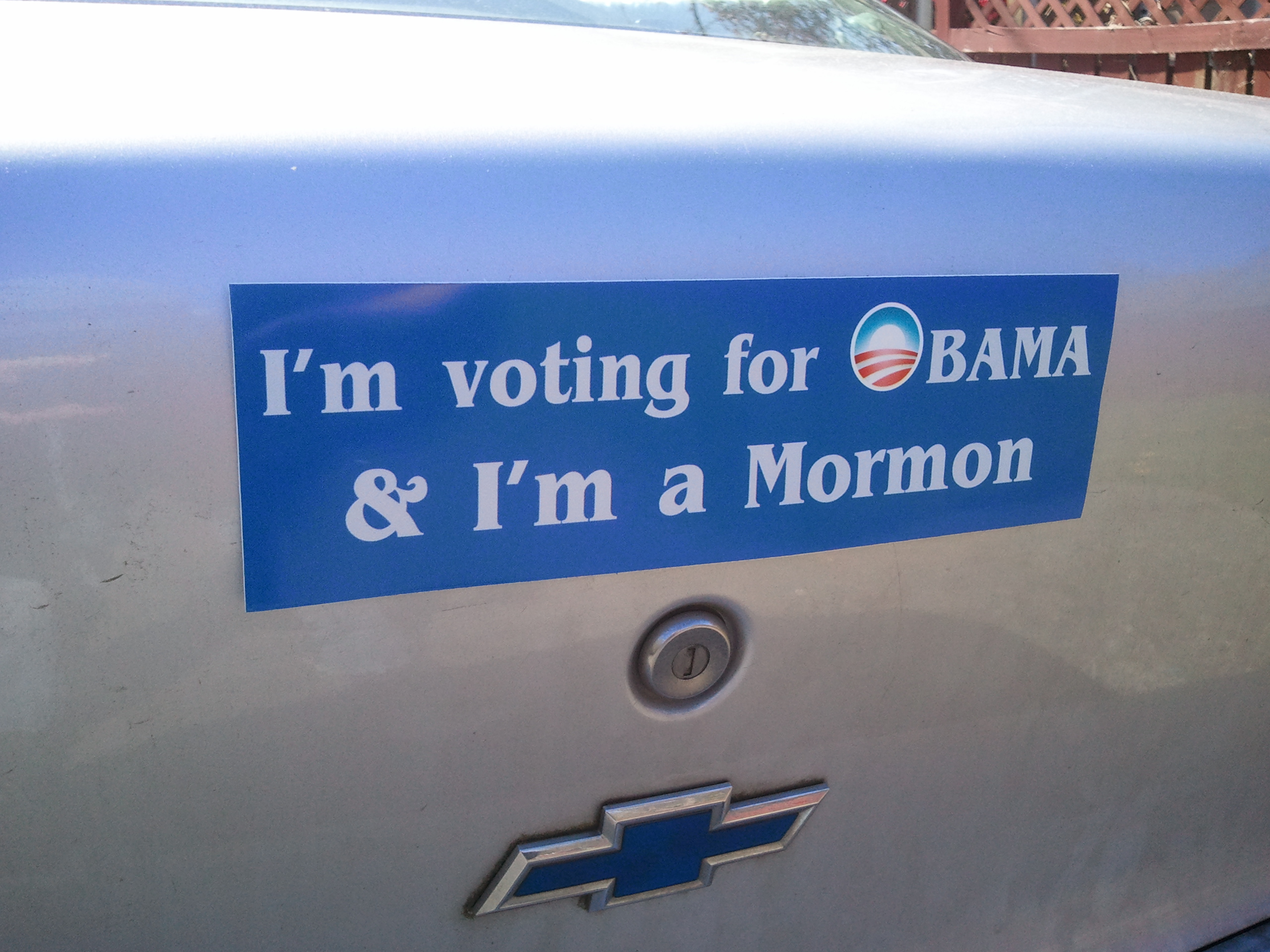 Im voting for obama and i buy american caption
